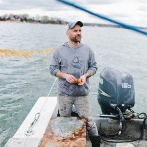 Bren Smith Ocean Farmer