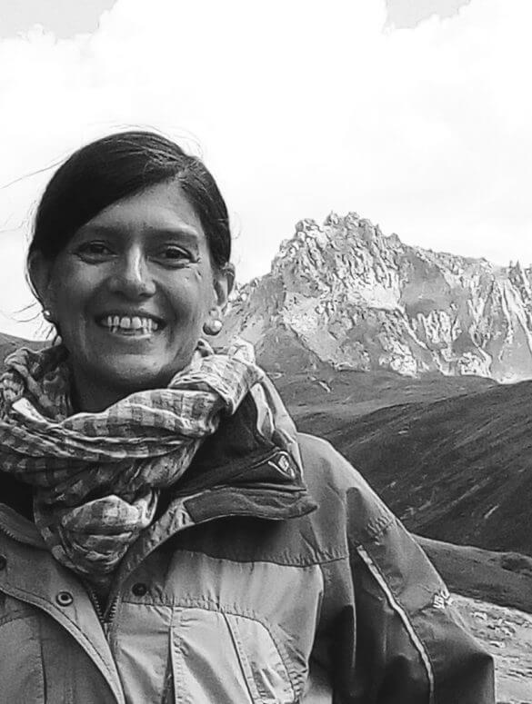 Maria J. Santos, Ph.D. - Contributor and Virtual Event Panelist