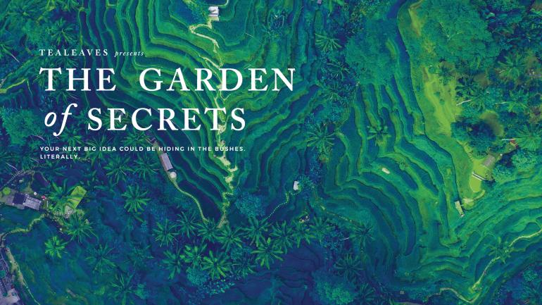 The Garden Of Secrets - Botanical Gardens